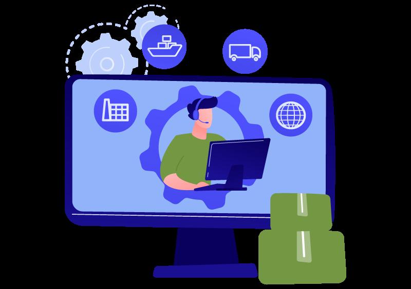 Software ERP logística