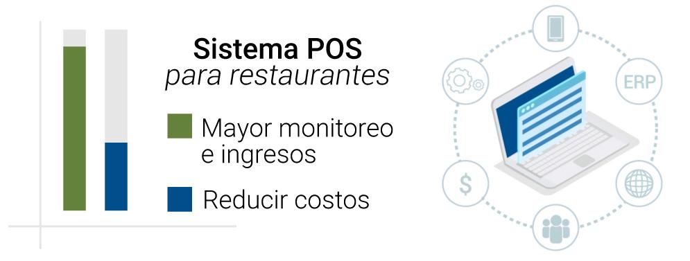 Datos del sistema POS