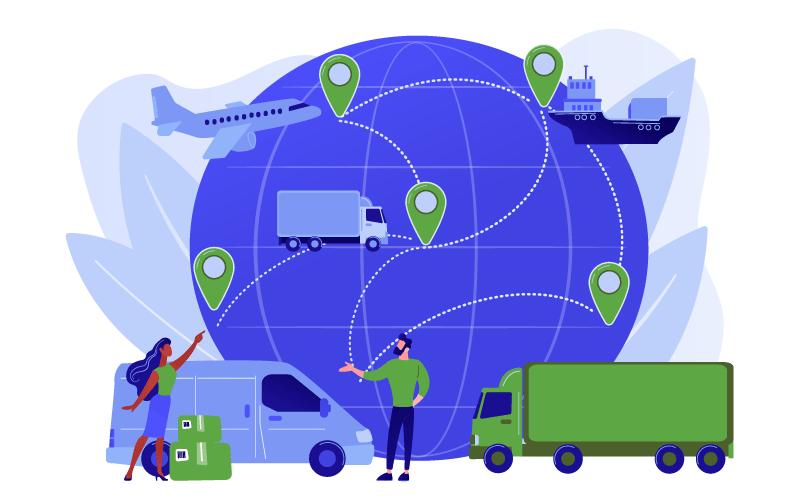 integracion proceso logistico