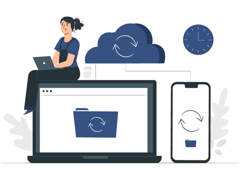 información cloud