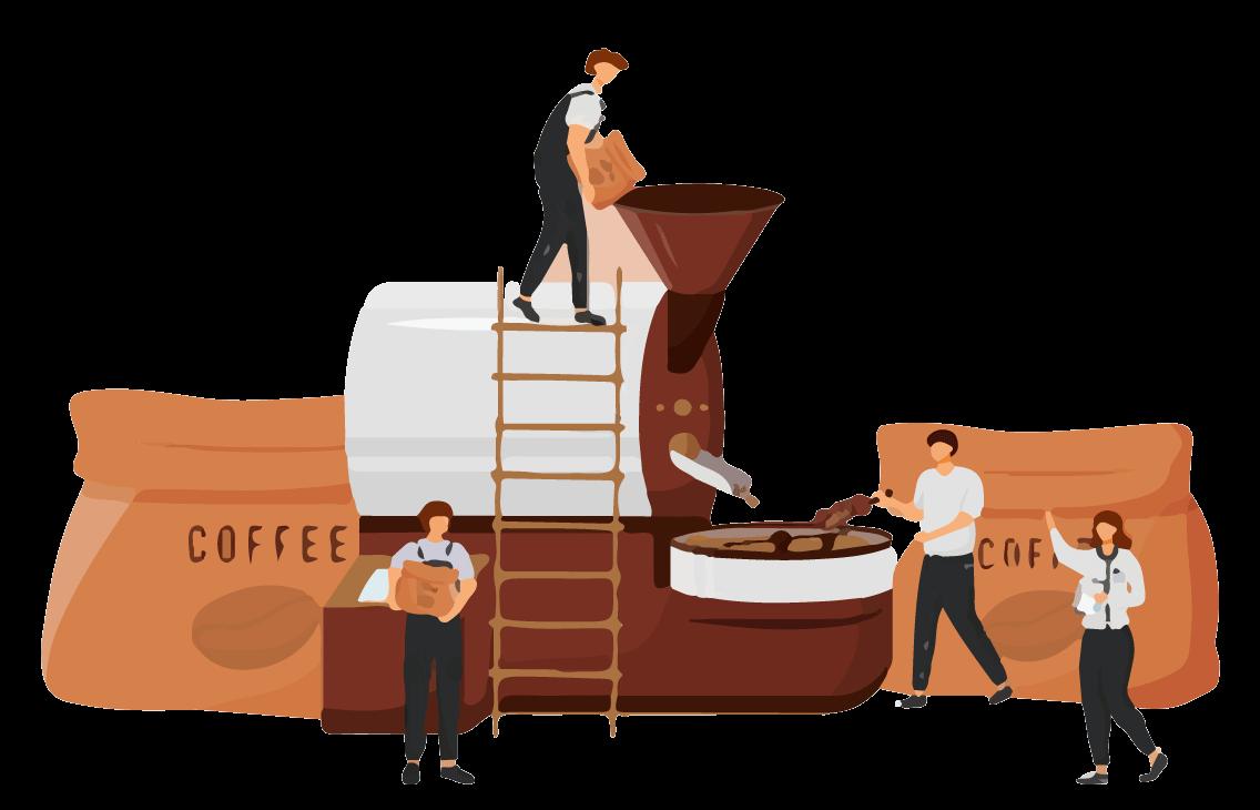 Comercializacion de cafe