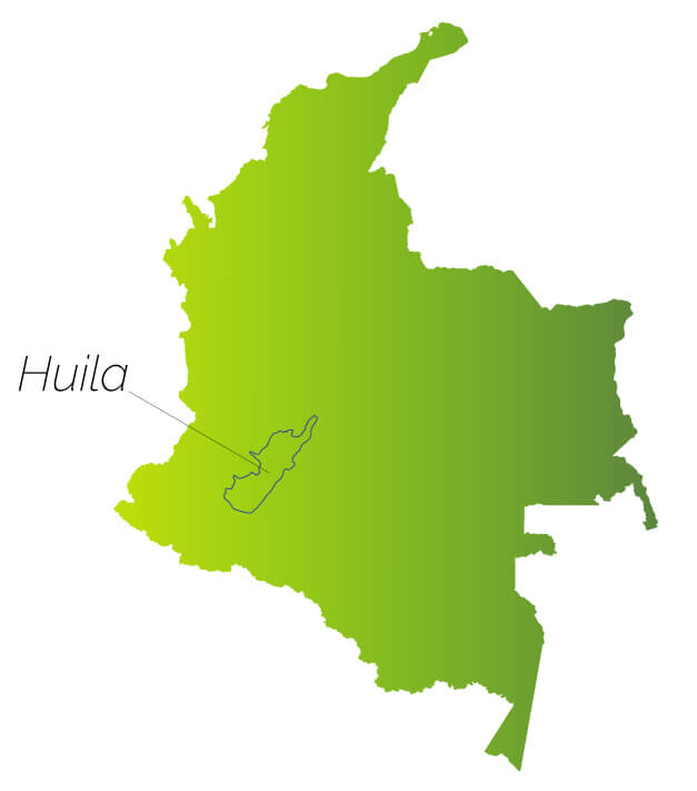 ubicacion coocentral Colombia