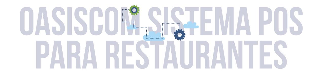 OasisCom Software POS para restaurantes