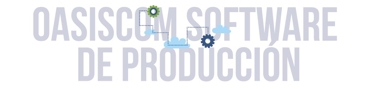 OasisCom Software MRP